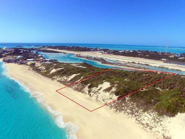 土地,用地 为 销售 在 Ocean Ridge Staniel Cay, 埃克苏马群岛, 伊克苏马海 巴哈马