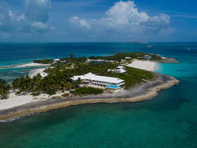 独户住宅 为 销售 在 Prana Estate Man-O-War Cay, 阿巴科 巴哈马