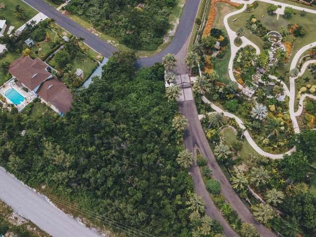 土地,用地 为 销售 在 Lyford Cay 来佛礁, 新普罗维登斯/拿骚 巴哈马