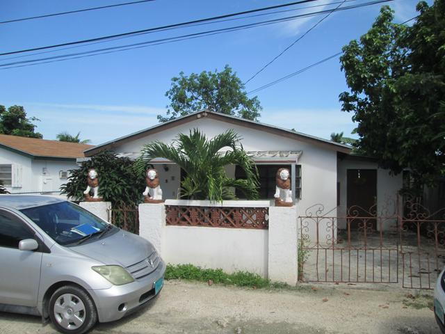 Casa Unifamiliar por un Venta en Kennedy Subdivision Soldier Road, Nueva Providencia / Nassau Bahamas
