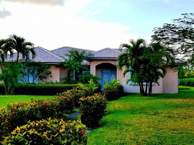 独户住宅 为 销售 在 Doubloon Road Fortune Cay, 大巴哈马/自由港 巴哈马