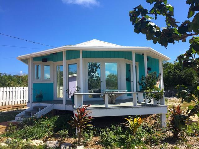 Single Family Home for Sale at Cottage With Beach Access Pinders, Long Island Bahamas