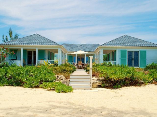 独户住宅 为 销售 在 Sunset House, Beachfront Home - Wemyss Wemyss Settlement, 长岛 巴哈马