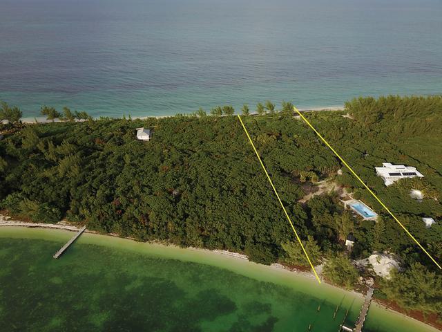 土地,用地 为 销售 在 Bonnie Doone Views, Bonnie Doone Views 绿龟岛, 阿巴科 巴哈马