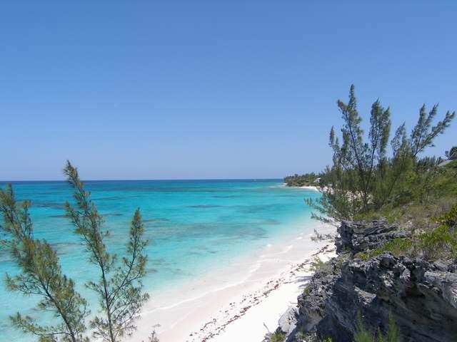Terreno por un Venta en Waterfront Acreage, Banks Road Palmetto Point, Eleuthera Bahamas