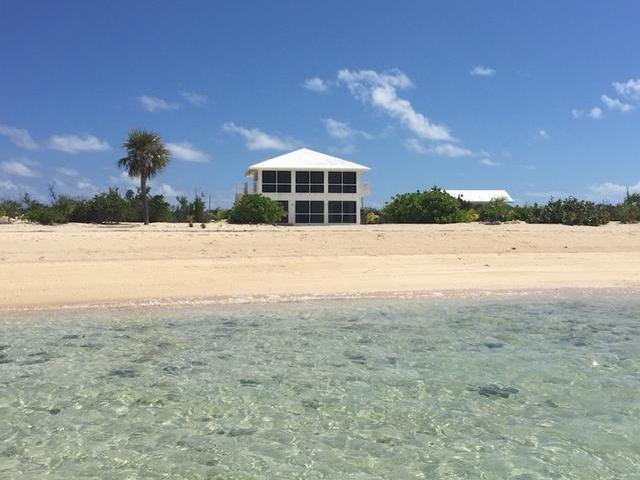 Single Family Home for Sale at 2 Story Beachfront Villa Other Long Island, Long Island Bahamas