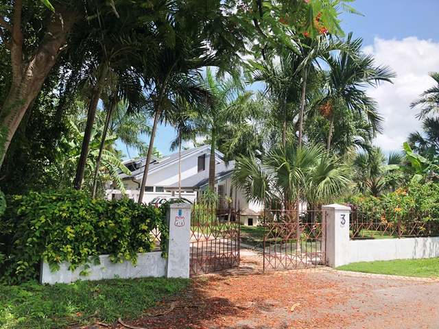 Casa Unifamiliar por un Venta en Croton Drive, The Grove Other New Nassau And Paradise Island, Nueva Providencia / Nassau Bahamas