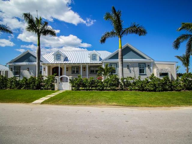 Single Family Home for Sale at Canal Beach, 1 Old Fort Bay Islands At Old Fort Bay, Old Fort Bay, Nassau And Paradise Island Bahamas