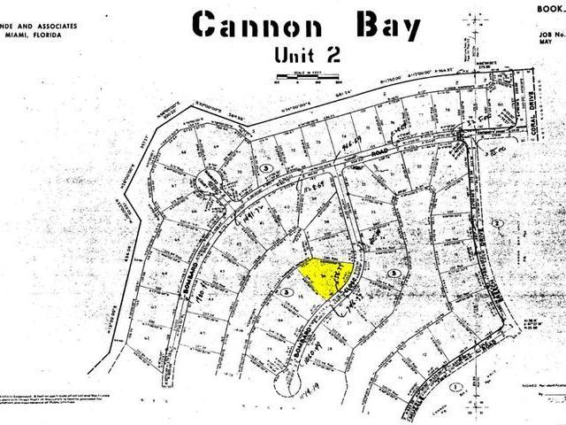Terreno por un Venta en 36 Bombard Close Colony Bay, Gran Bahama Freeport Bahamas