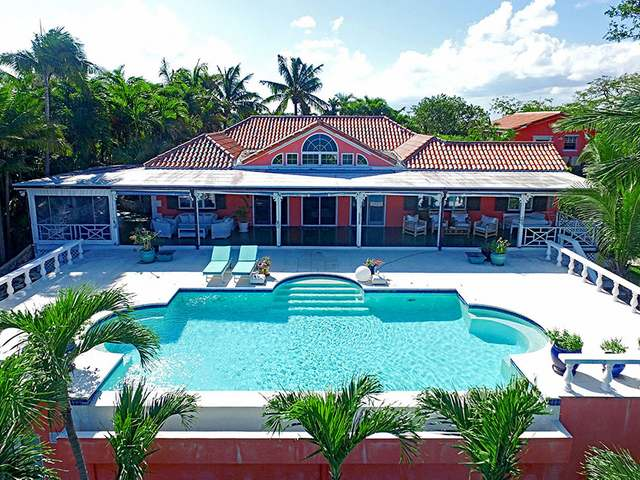 Single Family Home for Sale at Tower Heights Eastern Road, Nassau And Paradise Island Bahamas