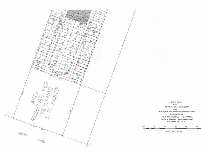 Land for Sale at Emerald Coast Gladstone Road, Nassau And Paradise Island Bahamas