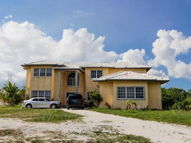 Casa Unifamiliar por un Venta en 193 St. Andrews Drive Bahamia, Gran Bahama Freeport Bahamas