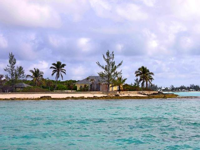 Single Family Home for Sale at Cape Santa Maria Property Cape Santa Maria, Long Island Bahamas