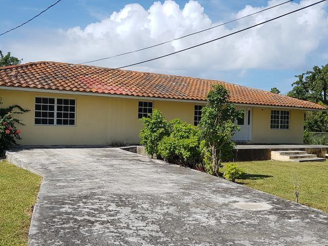 Single Family Home for Sale at 71 Petticrew Lane Bahama Terrace, Freeport And Grand Bahama Bahamas