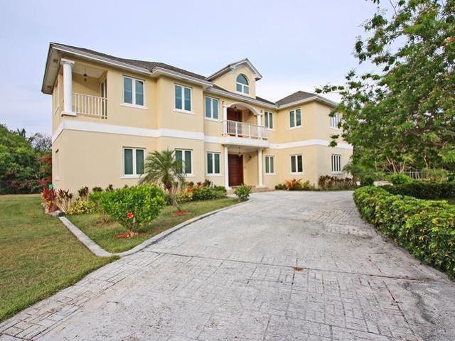 独户住宅 为 出租 在 Westridge Lakeshore, Lakeshore Close Westridge, 新普罗维登斯/拿骚 巴哈马
