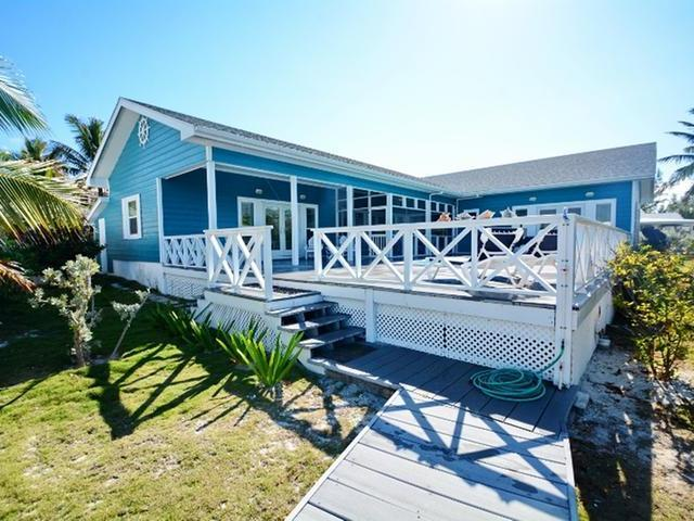 Casa Unifamiliar por un Venta en Captains Quarters, Captains Quarters Elbow Cay, Abaco Bahamas