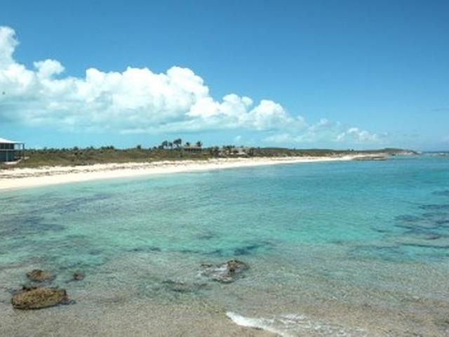 土地,用地 为 销售 在 Beautiful Cove, Mckann's McKanns, 长岛 巴哈马