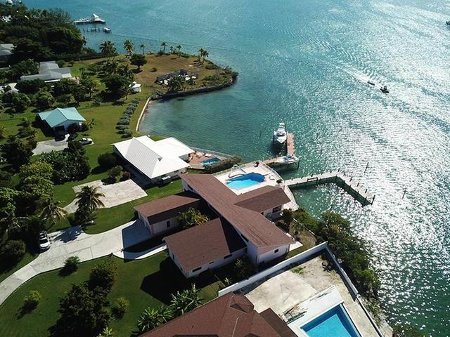 Casa Unifamiliar por un Venta en 4 Pelican Shores Pelican Shores, Marsh Harbour, Abaco Bahamas