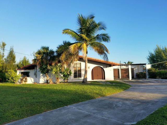 Single Family Home for Sale at 1-3 Oceanhill Blvd. Bahama Terrace Yacht And Country Club, Freeport And Grand Bahama Bahamas