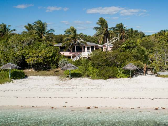 Single Family Home for Sale at Big House Abaco Ocean Club, Lubbers Quarters, Abaco Bahamas