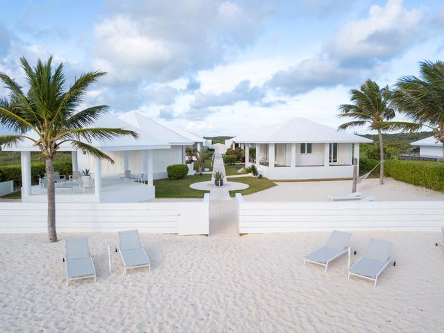 Single Family Home for Sale at Guanahani Beach Villa Other San Salvador, San Salvador Bahamas