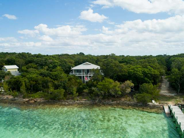 Single Family Home for Sale at Halcyon House Abaco Ocean Club, Lubbers Quarters, Abaco Bahamas