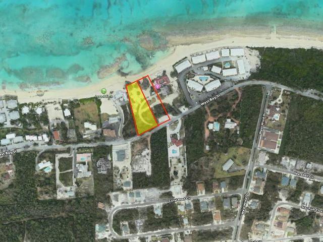 Terreno por un Venta en Love Beach Estates, West Bay Street Love Beach, Nueva Providencia / Nassau Bahamas