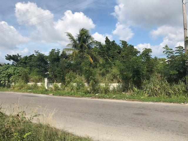 Commercial for Sale at East St. South Lot, East Street South & Resurrection Drive East Street, Nassau And Paradise Island Bahamas