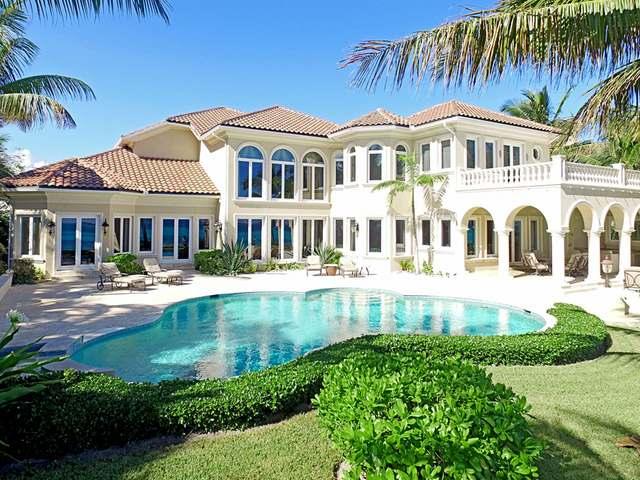 Casa Unifamiliar por un Venta en 40 Ocean Club Estates Paradise Island, Nueva Providencia / Nassau Bahamas