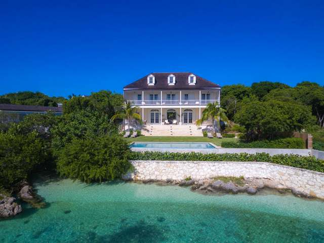 Windwhistle Harbour Island Eleuthera Single Family Homes For Sale