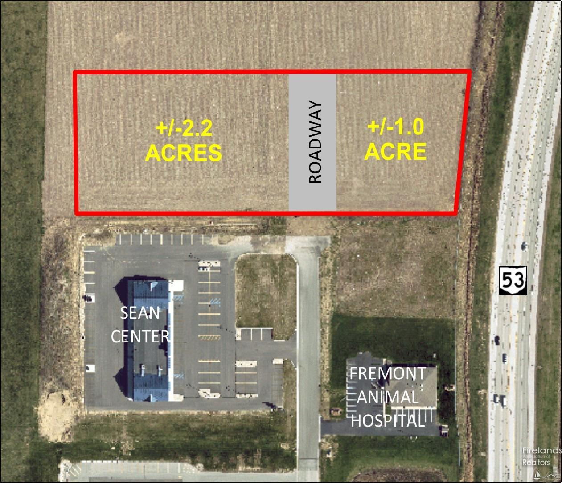 土地,用地 为 销售 在 Sean Drive Sean Drive Fremont, 俄亥俄州 43420 美国